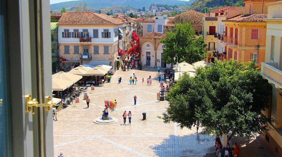 Nafplion Walking Tour